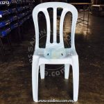 3V plastic chair