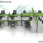 workstation cluster of 8