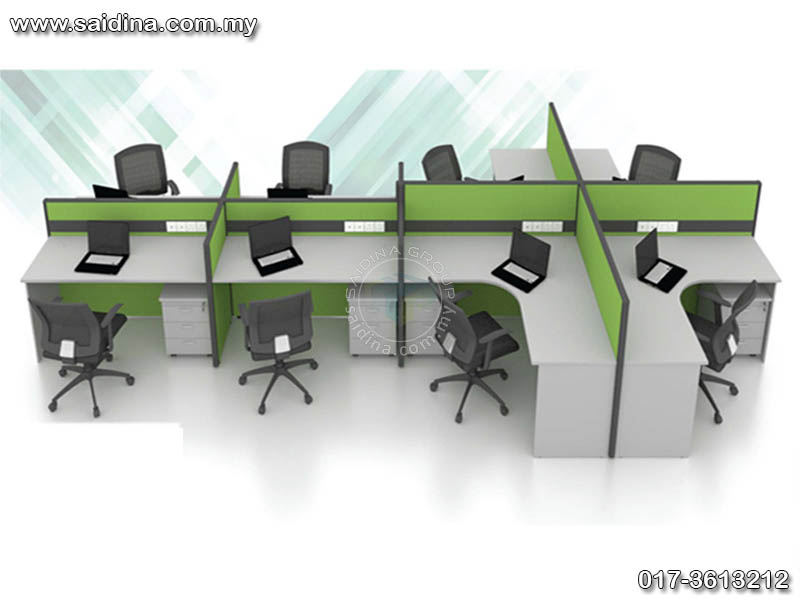 workstation cluster of 8
