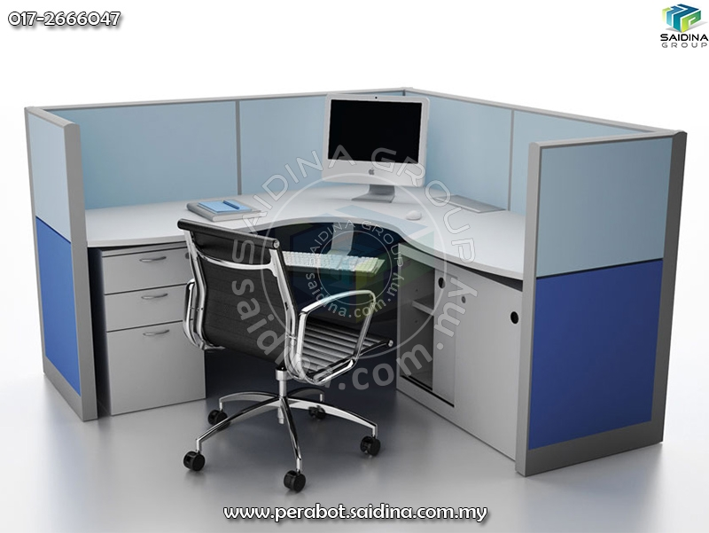 1 seater office worstation