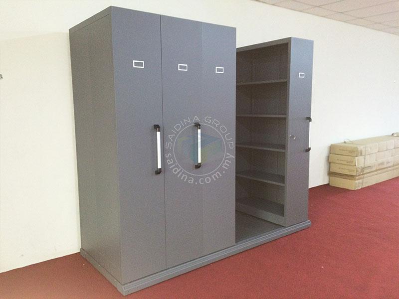 mobile compactor