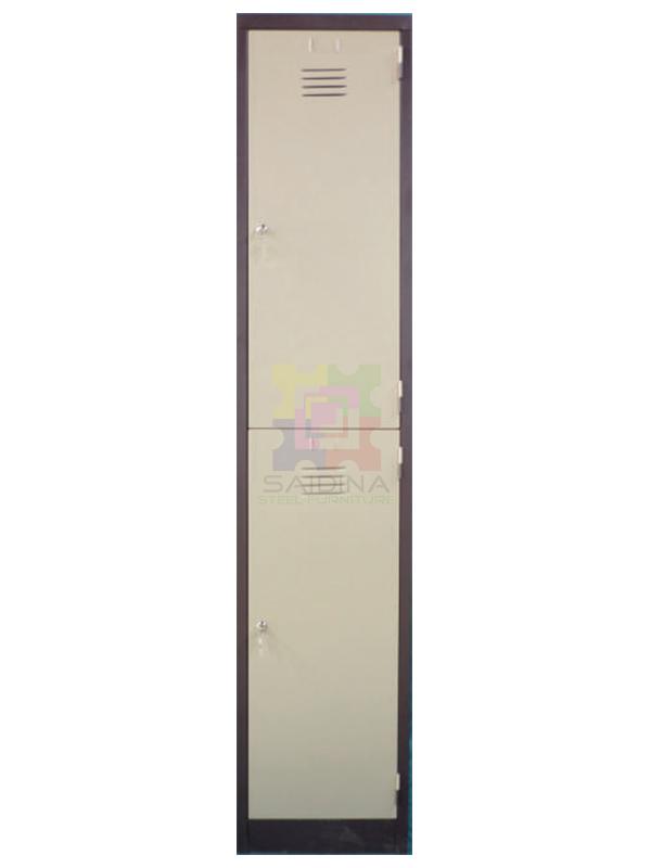 1 COMPARTMENT LOCKER 2 OPTIONAL DIMENSION : S114/D : 381(W) X 381(D) X 1828(H) Harga: RM247 - RM352 S114/DS : 381(W) X 457(D) X 1828(H) Harga: RM270 - RM386