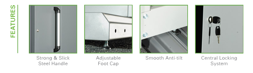 mobile compactor feature