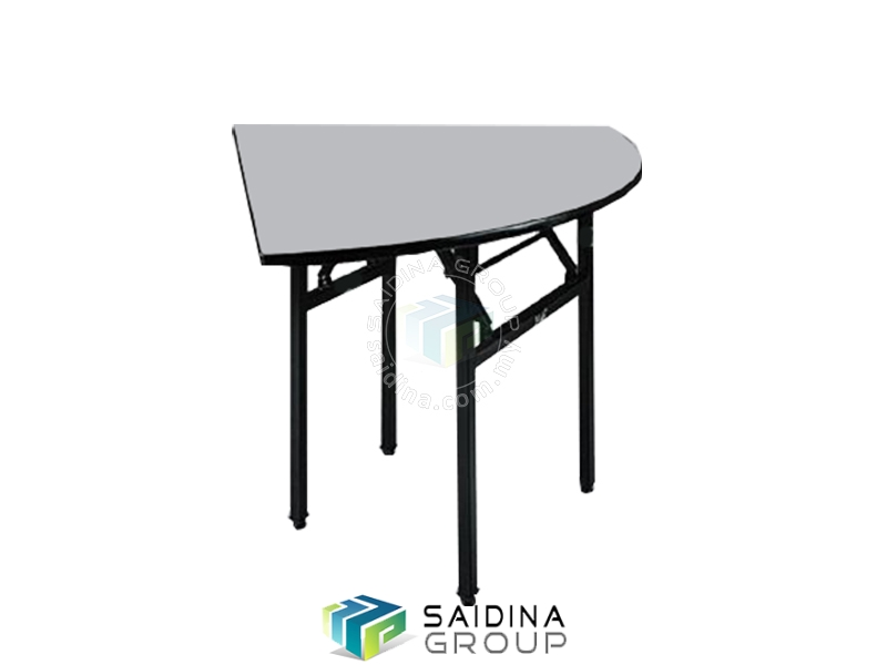 Quarter round banquet table