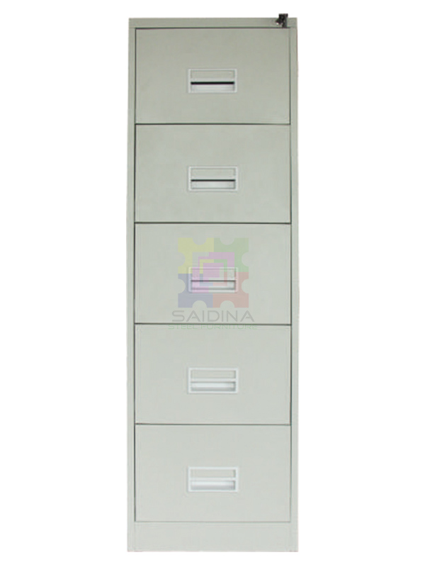 vertical filing cabinet 5 drawer