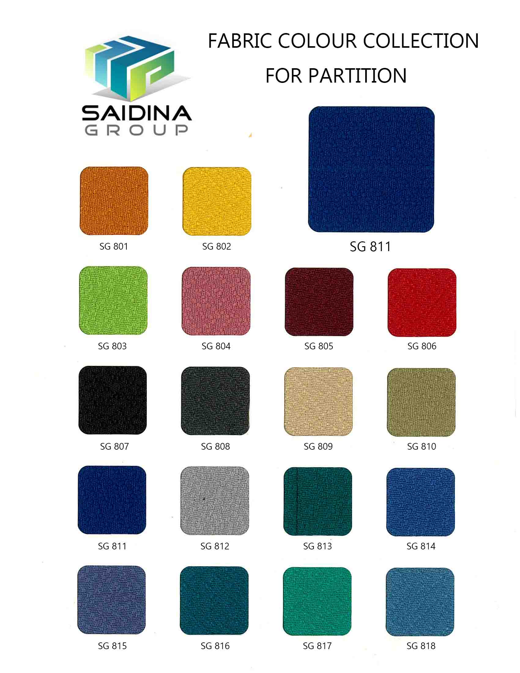 warna partition