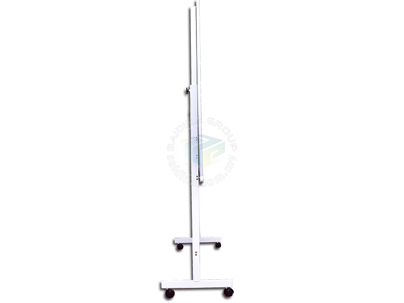 white board with stand