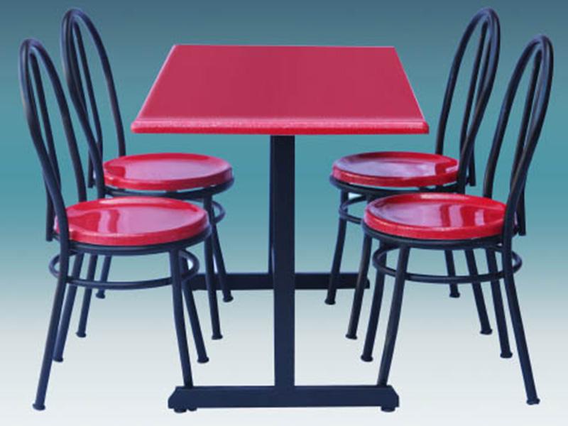 Fiberglass table set