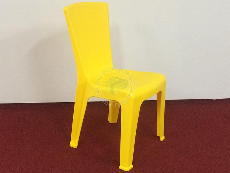 v chair