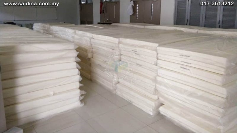 tilam asrama high resilient foam