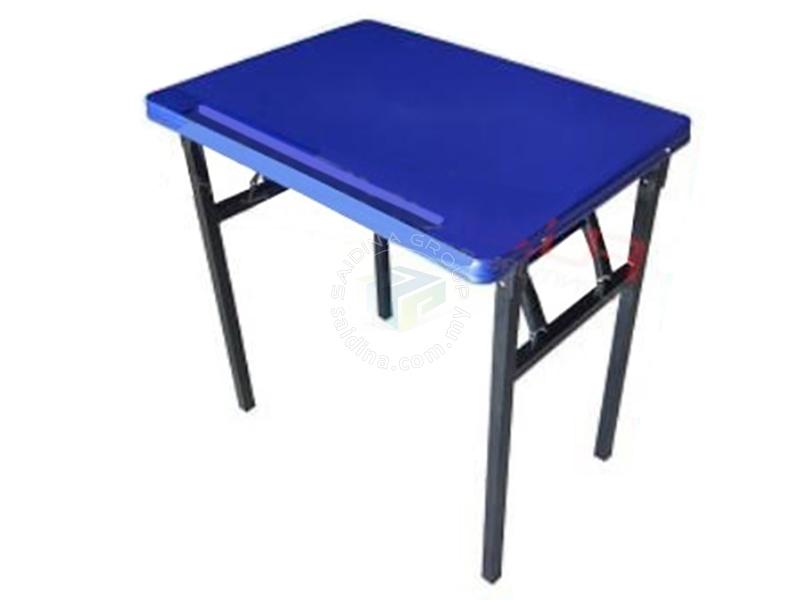 meja peperiksaan lipat
