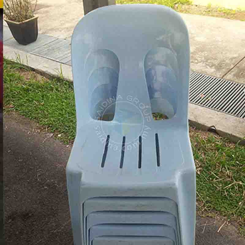 pipee plastic chair
