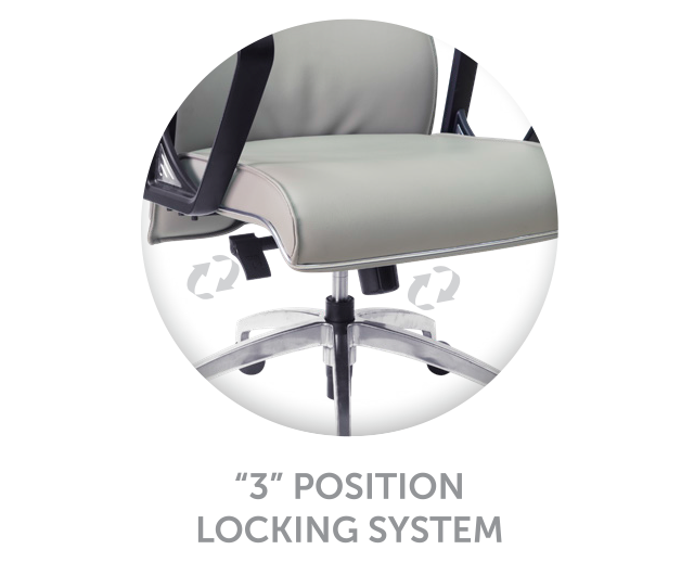 chair locking system