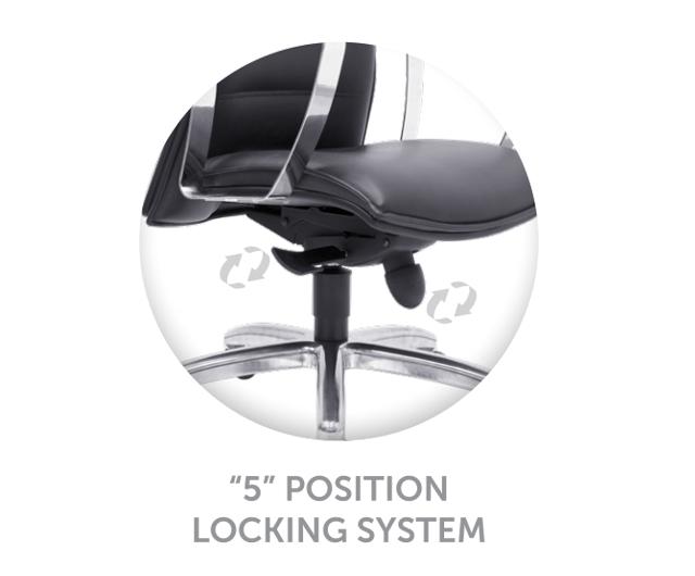 chair locking system