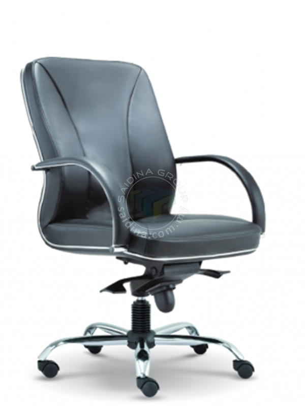 medium back chair
