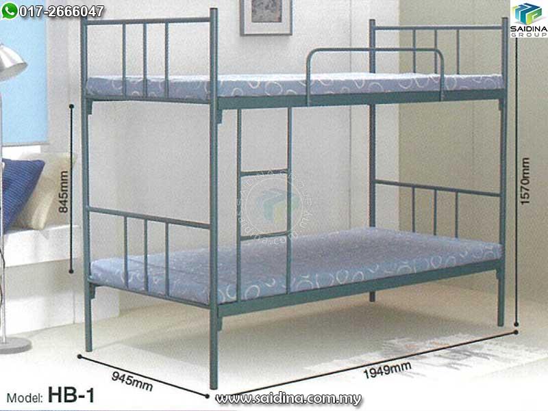 katil 2 tingkat