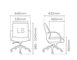 chair measurement