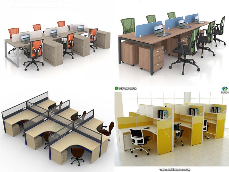 Workstation Cluster of 6