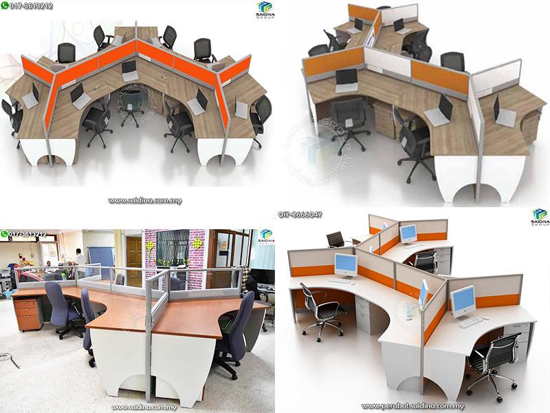 Workstation Cluster of 9