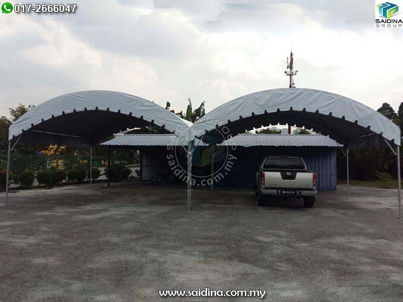 halfmoon canopy