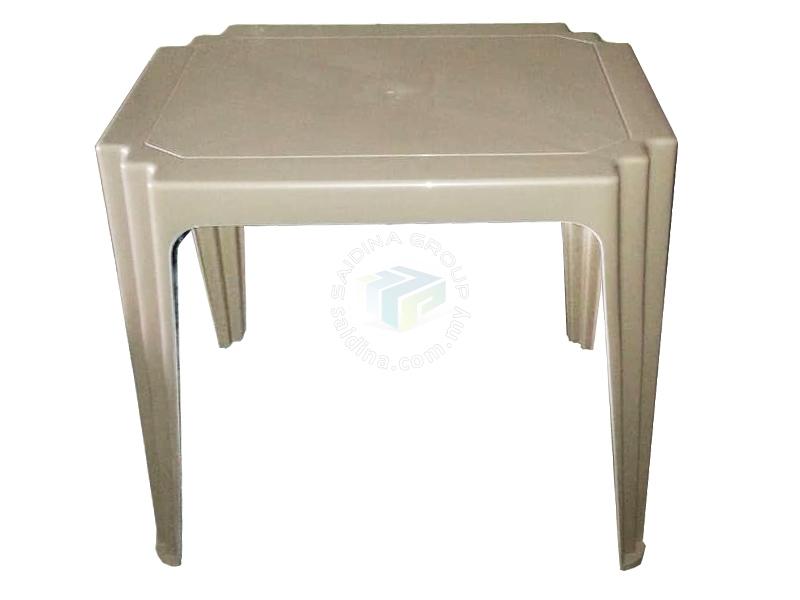 meja peperiksaan plastik